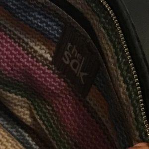 The Sak Bags - Black leather purse